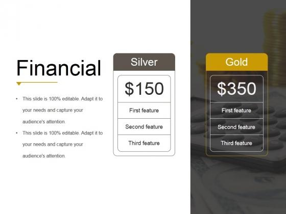 Financial Ppt PowerPoint Presentation File Master Slide