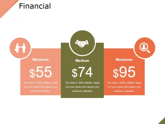 Financial Ppt PowerPoint Presentation Gallery Background Images
