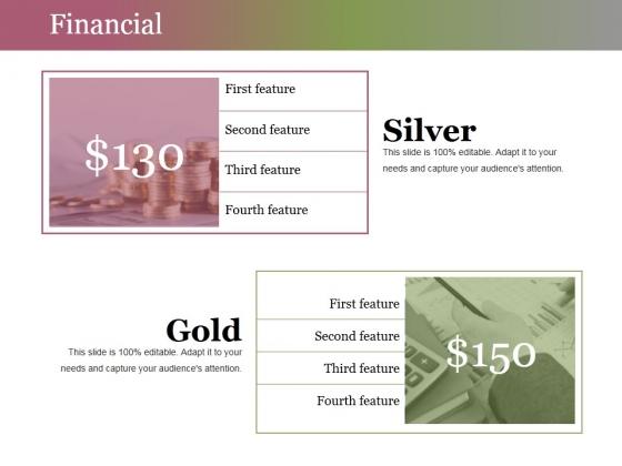 Financial Ppt PowerPoint Presentation Icon Smartart
