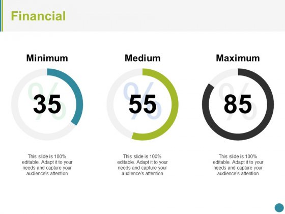 Financial Ppt PowerPoint Presentation Icon Summary