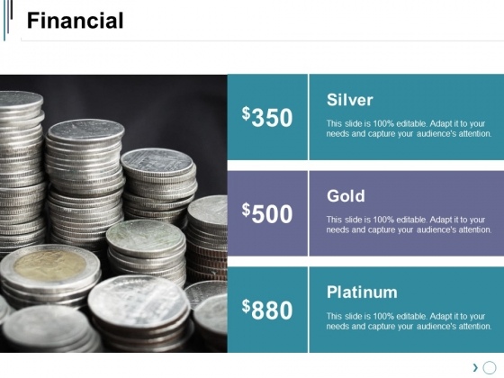 Financial Ppt PowerPoint Presentation Infographic Template Deck