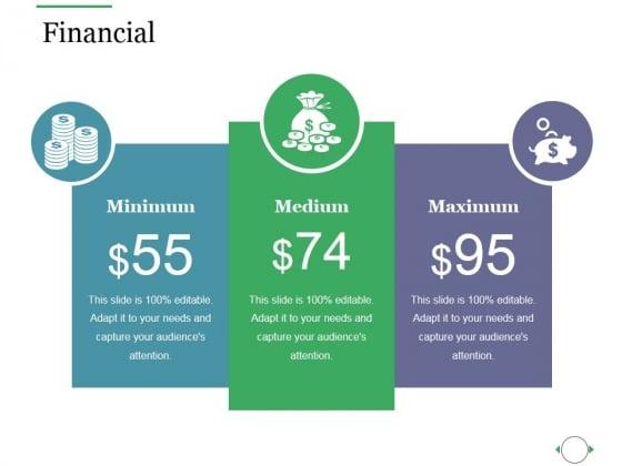 Financial Ppt PowerPoint Presentation Infographic Template Infographic Template