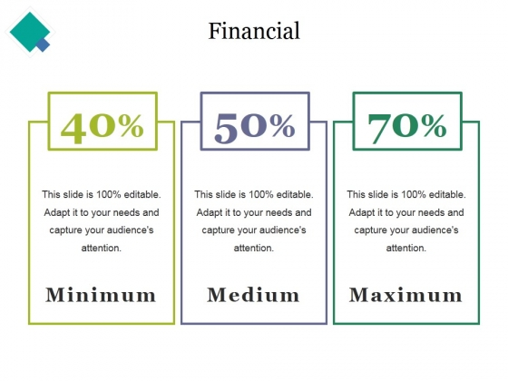 Financial Ppt PowerPoint Presentation Infographic Template Visual Aids