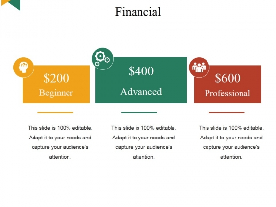 Financial Ppt PowerPoint Presentation Infographics Layout Ideas