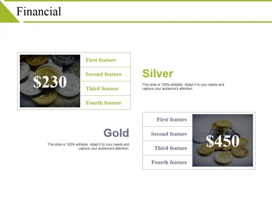 Financial Ppt PowerPoint Presentation Infographics Picture