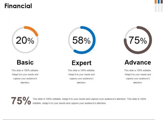 Financial Ppt PowerPoint Presentation Infographics Portfolio