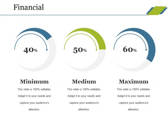 Financial Ppt PowerPoint Presentation Inspiration Examples