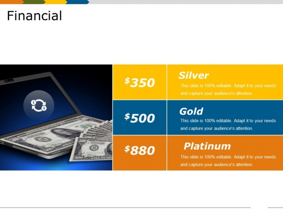 Financial Ppt PowerPoint Presentation Layouts Samples