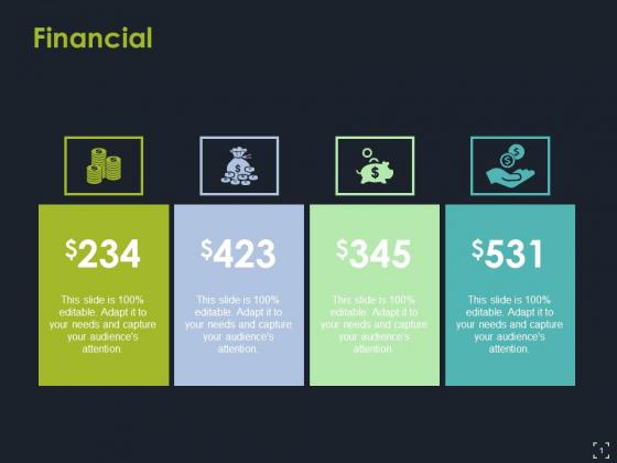 Financial Ppt PowerPoint Presentation Model Designs