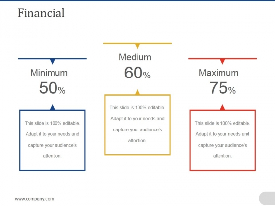 Financial Ppt PowerPoint Presentation Model Files