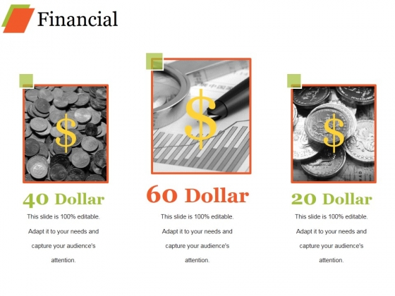 Financial Ppt PowerPoint Presentation Model Structure