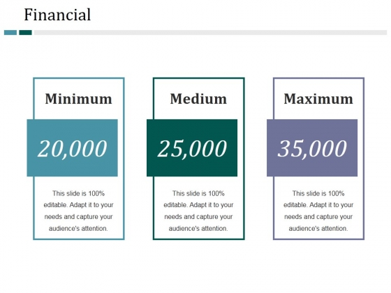 Financial Ppt PowerPoint Presentation Portfolio Clipart Images