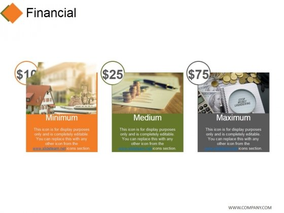 Financial Ppt PowerPoint Presentation Portfolio Show