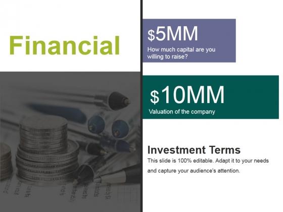 Financial Ppt PowerPoint Presentation Professional Deck