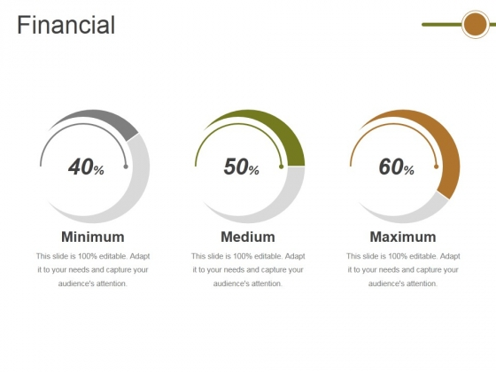 Financial Ppt PowerPoint Presentation Professional Good