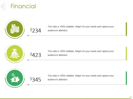 Financial Ppt PowerPoint Presentation Professional Gridlines