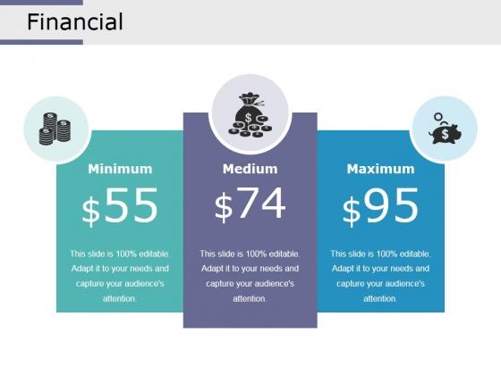 Financial Ppt PowerPoint Presentation Slides Design Ideas