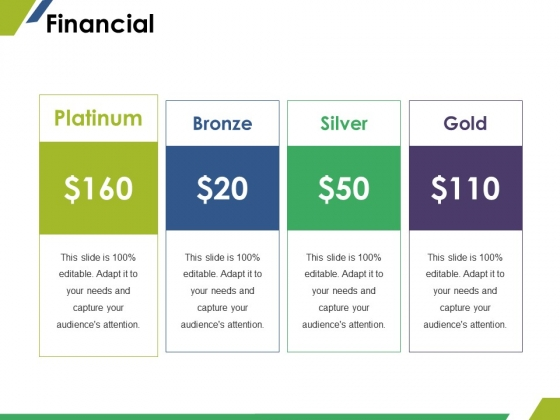 Financial Ppt PowerPoint Presentation Summary Example