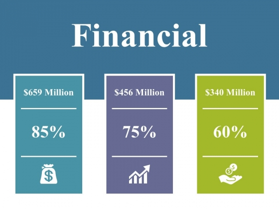 Financial Ppt PowerPoint Presentation Summary Vector