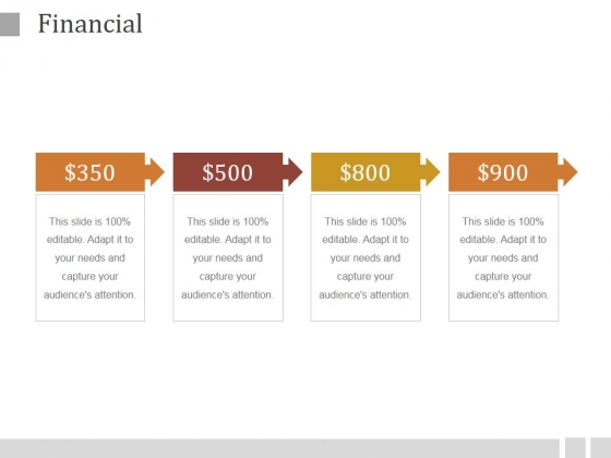 Financial Ppt PowerPoint Presentation Themes