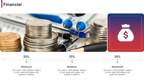 Financial Ppt Slide PDF