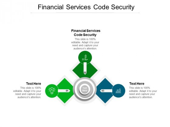 Financial Services Code Security Ppt PowerPoint Presentation Professional Show Cpb Pdf