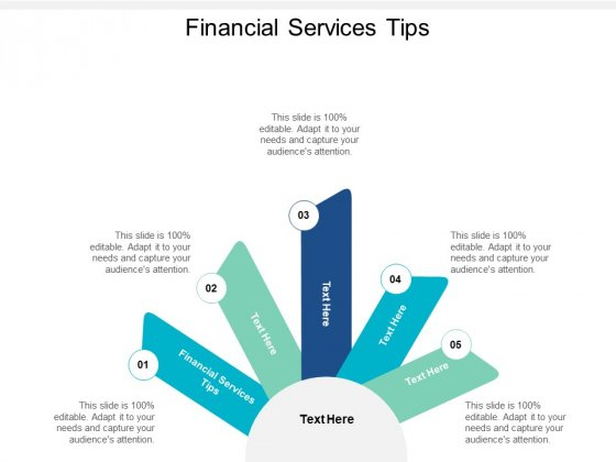 Financial Services Tips Ppt PowerPoint Presentation Portfolio Graphic Tips Cpb