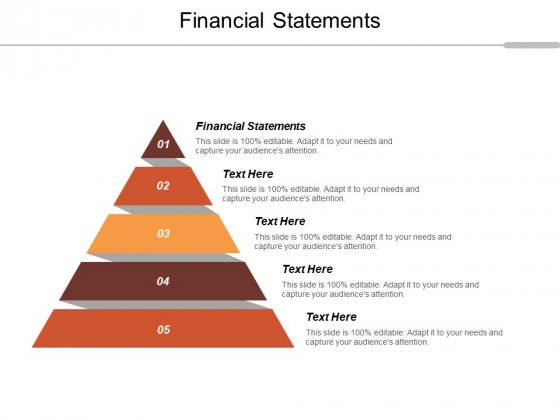 Financial Statements Ppt Powerpoint Presentation Portfolio Inspiration Cpb