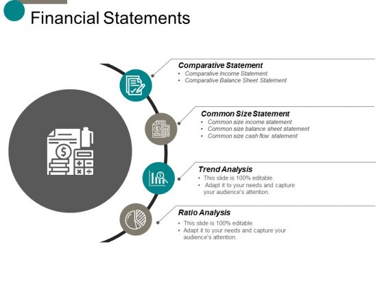 Financial Statements Ppt Powerpoint Presentation Styles Example