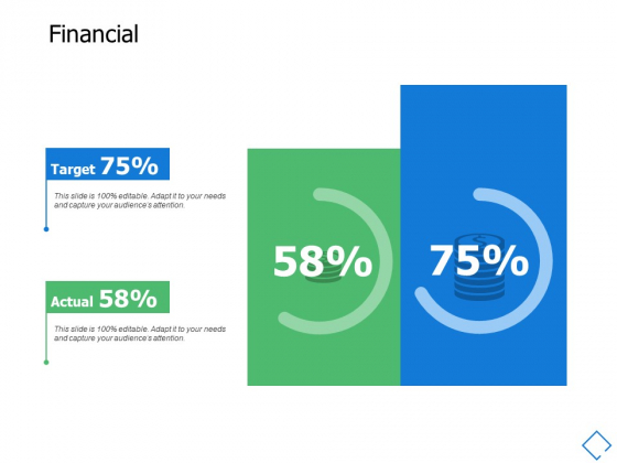 Financial Target Ppt PowerPoint Presentation Infographic Template Layout