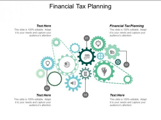 Financial Tax Planning Ppt PowerPoint Presentation Professional Designs Cpb