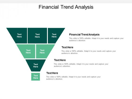 Financial Trend Analysis Ppt PowerPoint Presentation File Visual Aids Cpb