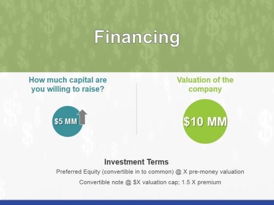 Financing Ppt PowerPoint Presentation Ideas Sample
