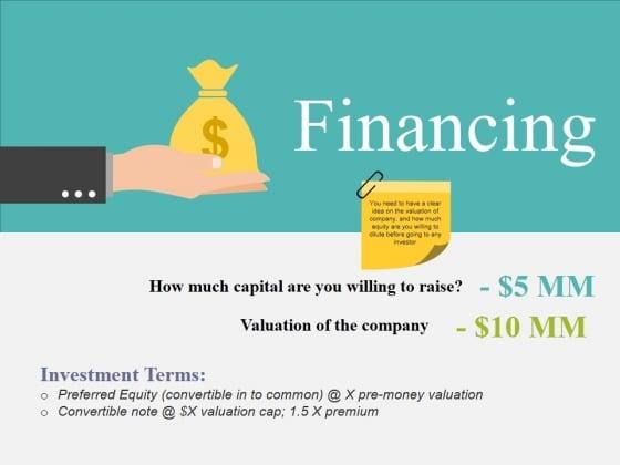 Financing Ppt PowerPoint Presentation Summary Good