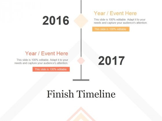 Finish Timeline Ppt PowerPoint Presentation Icon Outfit