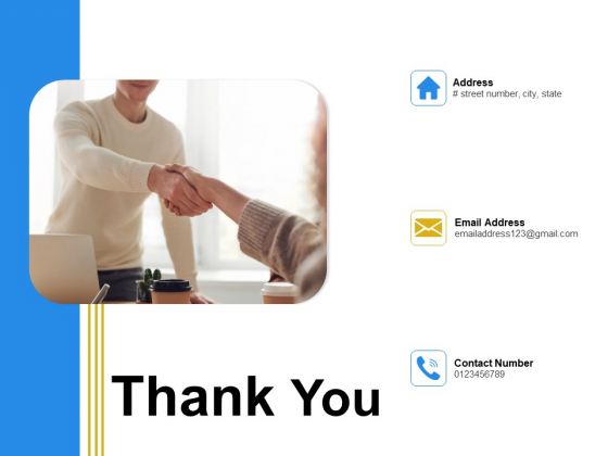 Firm Working Together Thank You Ppt Icon Styles PDF