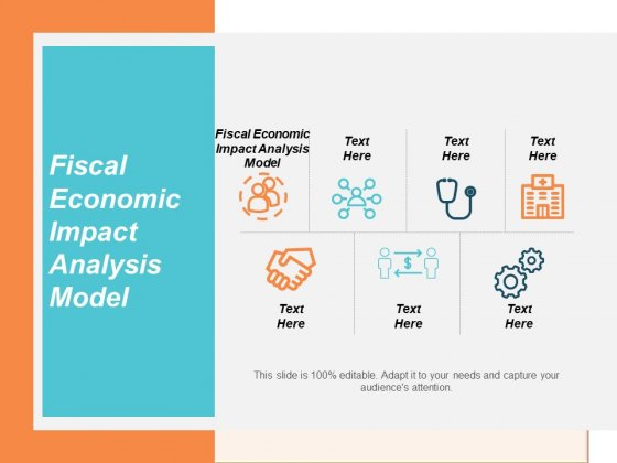 Fiscal Economic Impact Analysis Model Ppt PowerPoint Presentation Ideas Infographic Template Cpb