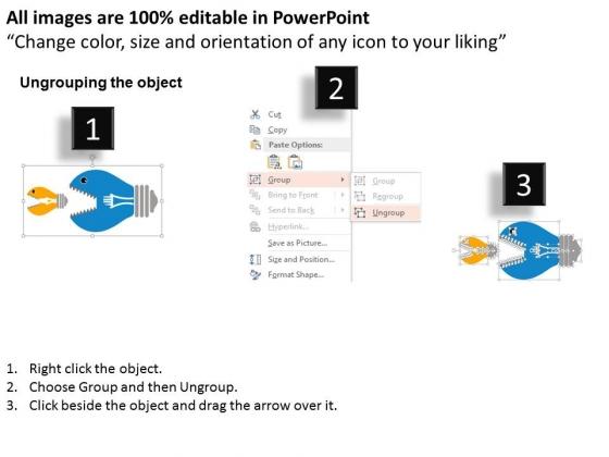 Fish_Shape_Bulb_Design_Powerpoint_Templates_2