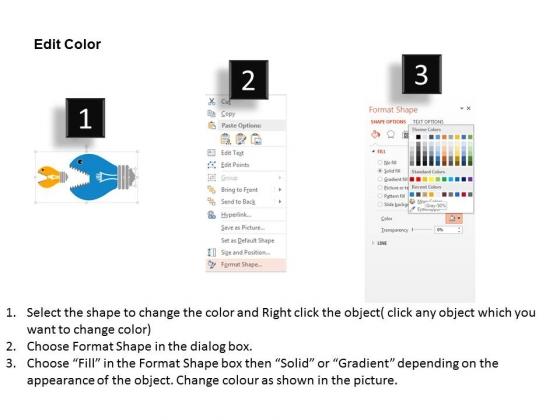 Fish_Shape_Bulb_Design_Powerpoint_Templates_3