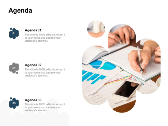 Five_Broad_Approaches_To_Organization_Strategy_Agenda_Ppt_Model_Show_PDF_Slide_1