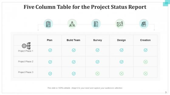 Five_Column_Table_Operational_Financial_Ppt_PowerPoint_Presentation_Complete_Deck_With_Slides_Slide_3