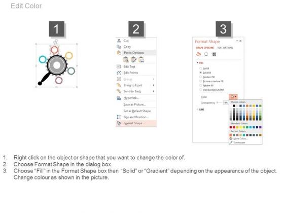 Five_Gears_Around_Magnifier_Powerpoint_Slides_4