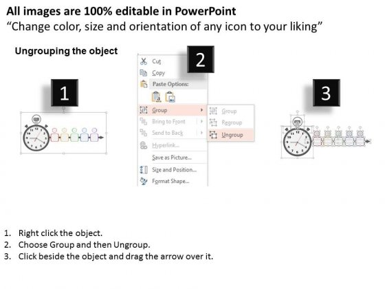 Five_Icons_With_Stopwatch_In_Linear_Flow_Powerpoint_Templates_2