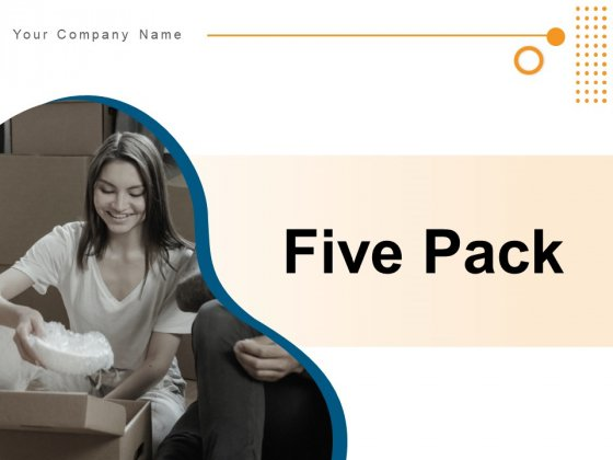 Five Pack Arrows Process Ppt PowerPoint Presentation Complete Deck