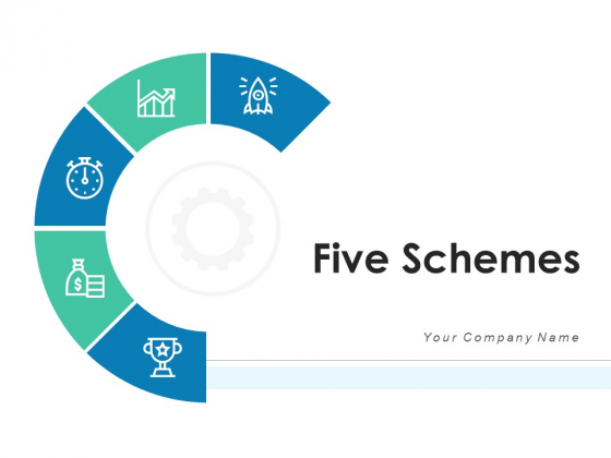 Five Schemes Orporate Employee Ppt PowerPoint Presentation Complete Deck