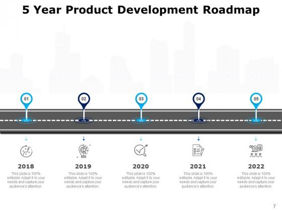 Five_Years_Timeline_Business_Intelligence_Development_Ppt_PowerPoint_Presentation_Complete_Deck_Slide_7