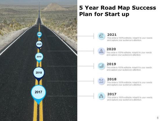 Five_Years_Timeline_Business_Intelligence_Development_Ppt_PowerPoint_Presentation_Complete_Deck_Slide_8