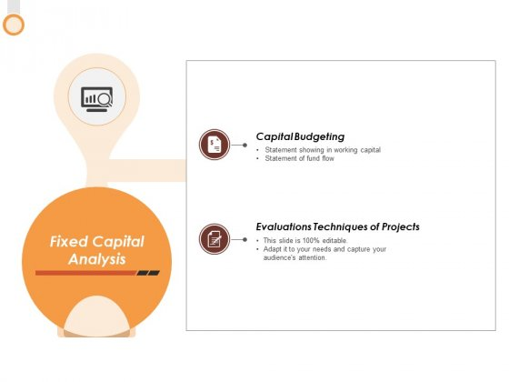 Fixed Capital Analysis Ppt PowerPoint Presentation Infographics Vector