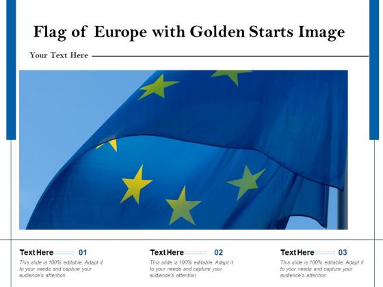 Flag_Of_Europe_With_Golden_Starts_Image_Ppt_PowerPoint_Presentation_Ideas_Maker_PDF_Slide_1