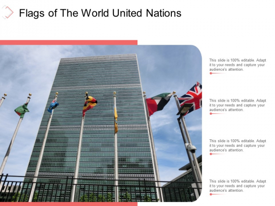 Flags Of The World United Nations Ppt PowerPoint Presentation Gallery Demonstration